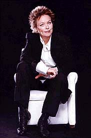 [Laurie Anderson]