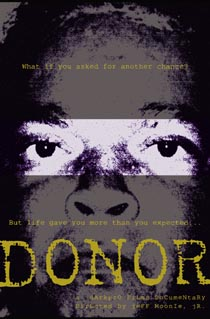 Donor - poster art