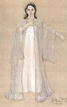 Salome costume 1