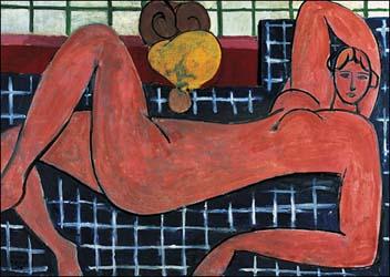 Matisse's Pink Nude