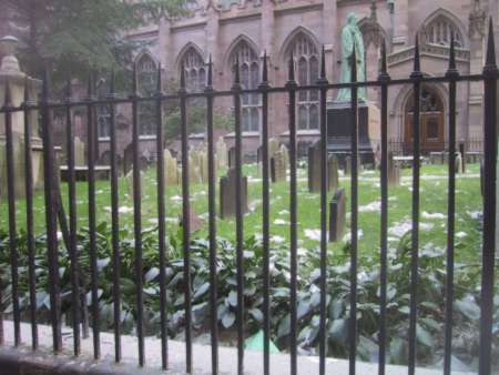 Trinity graves